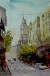 Obras de arte: America : Uruguay : Montevideo : Montevideo_ciudad : Calle Corrientes