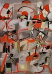Obras de arte: Europa : España : Madrid : Madrid_ciudad : A la salida del metro