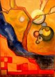 Obras de arte: America : Argentina : Cordoba : Rio_de_los_Sauces : arbol abismo