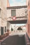 Obras de arte: Europa : España : Catalunya_Barcelona : BCN : Calle en La Muela