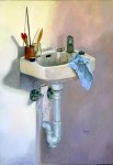 Obras de arte: Europa : España : Madrid : Boadilla_del_Monte : lavabo