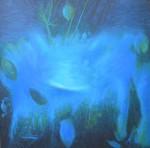 Obras de arte: America : Ecuador : Pichincha : Quito_ciudad : Azul