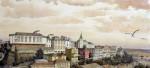 Obras de arte: America : Chile : Region_Metropolitana-Santiago : La_Reina : Panoramica Valparaiso