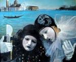Obras de arte: America : Argentina : Buenos_Aires : Ciudad_de_Buenos_Aires : La Muerte del Gondolero