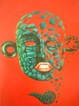 Obras de arte: America : México : Veracruz-Llave : POZA_RICA_ : LA MASCARA DEL TIEMPO