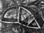 Obras de arte: America : México : Veracruz-Llave : POZA_RICA_ : ABSTRACCION LINEAL II