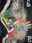 Obras de arte: America : Argentina : Buenos_Aires : Vicente_Lopez : SIDERAL LETTERS