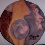 Obras de arte: America : Argentina : Buenos_Aires : Capital_Federal : Gestación i
