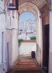 Obras de arte: Europa : España : Valencia : valencia_ciudad : Callejón árabe