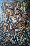 Obras de arte: America : Brasil : Sao_Paulo : Sao_Paulo_ciudad : DANZA PAGANA