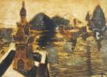 Obras de arte: Europa : España : Canarias_Santa_Cruz_de_Tenerife : La_Laguna : torre