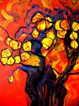 Obras de arte: America : Argentina : Cordoba : Rio_de_los_Sauces : mi naranja