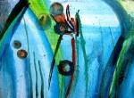 Obras de arte: America : Argentina : Cordoba : Rio_de_los_Sauces : haiku I - agua