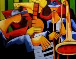 Obras de arte: America : Colombia : Antioquia : Medellin : JAZZ