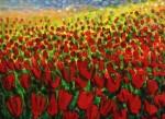 Obras de arte: Europa : España : Andalucía_Sevilla : paso_2 : Tulipanes