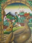 Obras de arte: America : Colombia : Santander_colombia : Giron : Portal