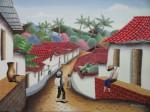 Obras de arte: America : Colombia : Santander_colombia : Giron : Casa de las Rodriguez