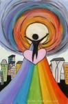 Obras de arte: America : Brasil : Sao_Paulo : Sao_Paulo_ciudad : tontería de la pasión - Éxtasis,  camino del Edén
