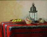 Obras de arte: Europa : Espa�a : Madrid : Boadilla_del_Monte : bodegon