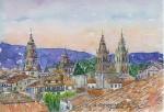 Obras de arte: Europa : España : Andalucía_Jaén : Jaen_ciudad : Catedral de Santiago de compostela
