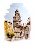 Obras de arte: Europa : España : Murcia : Murcia_ciudad : PLAZA BELLUGA-MURCIA