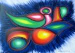 Obras de arte: America : Colombia : Santander_colombia : Bucaramanga : DESCONFIANZA