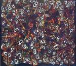 Obras de arte: Europa : España : Galicia_Pontevedra : vigo : Gallinero. serie sufrimiento de la escena.