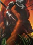 Obras de arte: America : México : Veracruz-Llave : POZA_RICA_ : La destruccion de un imperio