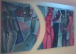 Obras de arte: America : México : Hidalgo : pachuca : facetas