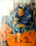 Obras de arte: Europa : España : Castilla_y_León_León : LEON-CIUDAD : VENDEDORA DE NARANJAS
