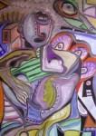 Obras de arte: Europa : España : Extremadura_Badajoz : badajoz_ciudad : la lectora del kybalion