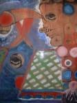 Obras de arte: Europa : España : Extremadura_Badajoz : badajoz_ciudad : me miras