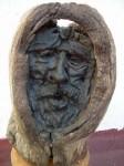 Obras de arte: Europa : España : Extremadura_Badajoz : badajoz_ciudad : monje