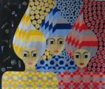 Obras de arte: America : Colombia : Distrito_Capital_de-Bogota : Bogota_ciudad : LEYENDAS MUISCAS 2