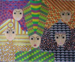 Obras de arte: America : Colombia : Distrito_Capital_de-Bogota : Bogota_ciudad : OLIMPO MUISCA