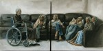 Obras de arte: America : M�xico : Jalisco : Guadalajara : sala de espera