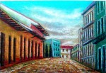 Obras de arte: America : México : Veracruz-Llave : Xalapa : Calle Xalapeños Ilustres