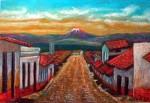 Obras de arte: America : México : Veracruz-Llave : Xalapa : Calle Revolucion