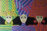 Obras de arte: America : Colombia : Distrito_Capital_de-Bogota : Bogota_ciudad : LEYENDAS MUISCAS I