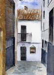 Obras de arte: Europa : España : Catalunya_Barcelona : Castelldefels : Calle de Andújar