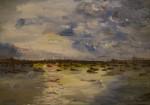 Obras de arte: Europa : España : Catalunya_Barcelona : Barcelona : Formentera - S'estany des peix