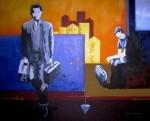 Obras de arte: America : Colombia : Antioquia : Medellin : REGRESO