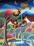 Obras de arte: America : Colombia : Santander_colombia : Giron : El posito