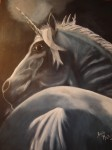 Obras de arte: America : Argentina : Formosa : formosa_Capital : unicornio