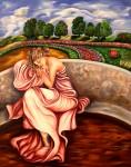 Obras de arte: Europa : España : Andalucía_Granada : Baza : El sueño de la primavera