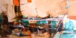 Obras de arte: America : Chile : Region_Metropolitana-Santiago : Las_Condes :  / tinta  1