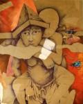 Obras de arte: America : El_Salvador : San_Salvador : San_Salvador_capital : historia delron ron en tres tiempos