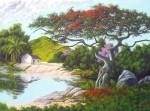 Obras de arte: America : Brasil : Sao_Paulo : Sao_Paulo_ciudad : A natureza em harmonia