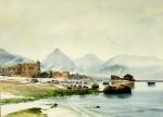 Obras de arte: America : Argentina : Tierra_del_Fuego : Ushuaia : Marea baja (R-296).JPG