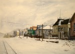 Obras de arte: America : Argentina : Tierra_del_Fuego : Ushuaia : Volver nevando (R-181).jpg